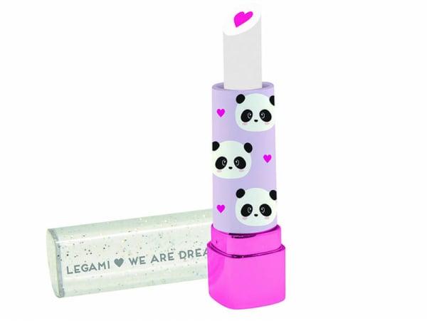 Acheter Rouge à lèvre panda gomme parfumée - Legami - 2,29€ en ligne sur La Petite Epicerie - Loisirs créatifs