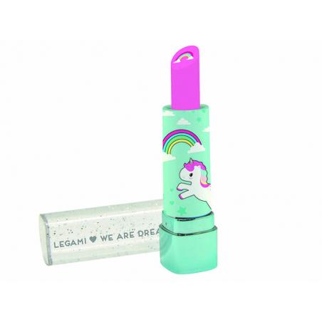 Acheter Rouge à lèvre licorne gomme parfumée - Legami - 2,29€ en ligne sur La Petite Epicerie - Loisirs créatifs