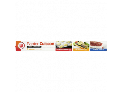 Acheter Rouleau papier cuisson - 8 mètres - 1,26€ en ligne sur La Petite Epicerie - Loisirs créatifs