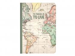Acheter Carnet A6 Travel - Legami - 2,99€ en ligne sur La Petite Epicerie - 100% Loisirs créatifs