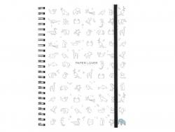Acheter Cahier A4 à spirale Origami - Legami - 10,99€ en ligne sur La Petite Epicerie - 100% Loisirs créatifs