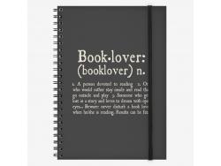 Acheter Carnet A5 à spirale Book Lover - Legami - 6,79€ en ligne sur La Petite Epicerie - 100% Loisirs créatifs