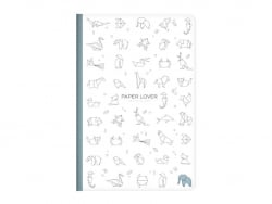 Acheter Cahier A5 Origami - Legami - 3,39€ en ligne sur La Petite Epicerie - Loisirs créatifs