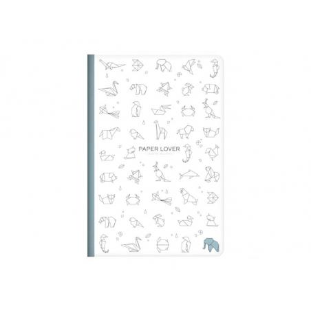 Acheter Cahier A5 Origami - Legami - 3,39€ en ligne sur La Petite Epicerie - 100% Loisirs créatifs