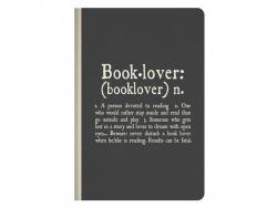 Acheter Cahier A5 Book Lover - Legami - 3,39€ en ligne sur La Petite Epicerie - Loisirs créatifs