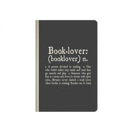 Acheter Cahier A5 Book Lover - Legami - 3,39€ en ligne sur La Petite Epicerie - 100% Loisirs créatifs