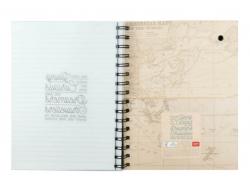 Acheter Carnet A5 à spirale Travel - Legami - 6,79€ en ligne sur La Petite Epicerie - Loisirs créatifs