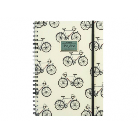 Acheter Cahier A4 à spirale Vélo de course - Legami - 10,99€ en ligne sur La Petite Epicerie - Loisirs créatifs