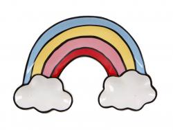 Acheter Coupelle arc-en-ciel en porcelaine - Sass and Belle - 3,59€ en ligne sur La Petite Epicerie - 100% Loisirs créatifs