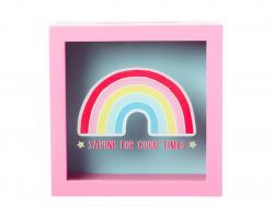 Acheter Tirelire Arc-en-ciel - Sass and Belle - 4,79€ en ligne sur La Petite Epicerie - 100% Loisirs créatifs