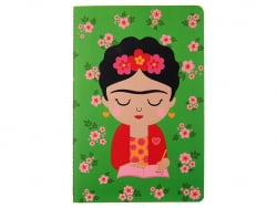 Acheter Carnet A5 Frida - Sass and Belle - 3,09€ en ligne sur La Petite Epicerie - 100% Loisirs créatifs