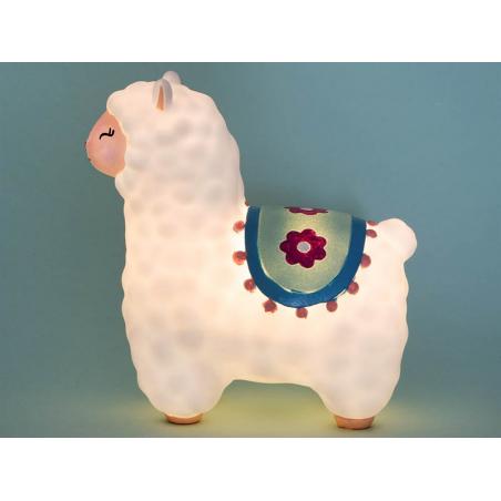 Acheter Veilleuse lama des neiges - Sass and Belle - 12,29€ en ligne sur La Petite Epicerie - Loisirs créatifs