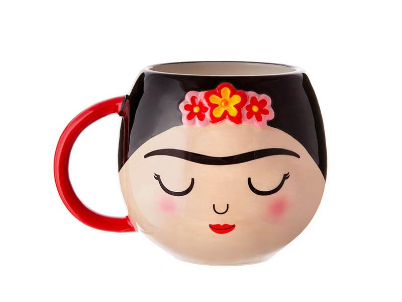 Acheter Tasse Frida en porcelaine - Sass and Belle - 10,49€ en ligne sur La Petite Epicerie - Loisirs créatifs