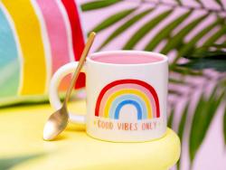 Acheter Tasse arc-en-ciel en porcelaine - Sass and Belle - 8,49€ en ligne sur La Petite Epicerie - 100% Loisirs créatifs