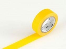 Masking tape uni - jaune  Masking Tape - 1