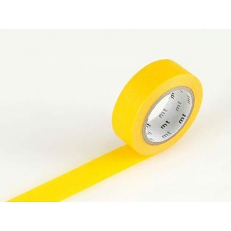 Masking Tape - yellow