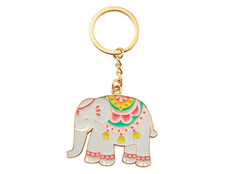 Acheter Porte-clés Eléphant - Sass and Belle - 1,89€ en ligne sur La Petite Epicerie - Loisirs créatifs