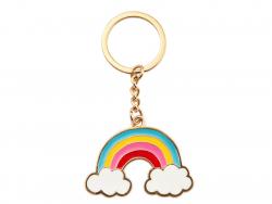 Acheter Porte-clés Arc-en-ciel - Sass and Belle - 4,79€ en ligne sur La Petite Epicerie - Loisirs créatifs