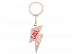 Acheter Porte-clés Girl Power - Sass and Belle - 1,89€ en ligne sur La Petite Epicerie - 100% Loisirs créatifs