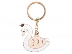 Acheter Porte-clés Cygne - Sass and Belle - 5,99€ en ligne sur La Petite Epicerie - Loisirs créatifs