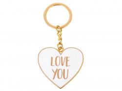 Acheter Porte-clés Love You - Sass and Belle - 4,79€ en ligne sur La Petite Epicerie - Loisirs créatifs