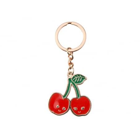 Acheter Porte-clés Cerises - Sass and Belle - 1,89€ en ligne sur La Petite Epicerie - 100% Loisirs créatifs