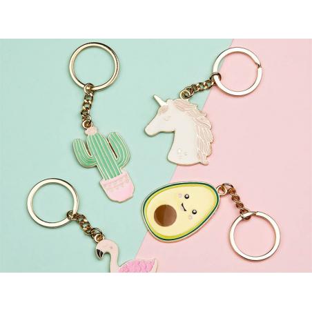Acheter Porte-clés Licorne - Sass and Belle - 4,79€ en ligne sur La Petite Epicerie - Loisirs créatifs