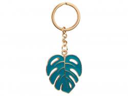 Acheter Porte-clés Feuille tropicale - Sass and Belle - 4,79€ en ligne sur La Petite Epicerie - 100% Loisirs créatifs