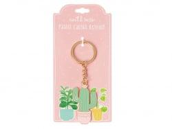 Acheter Porte-clés Cactus - Sass and Belle - 5,99€ en ligne sur La Petite Epicerie - Loisirs créatifs