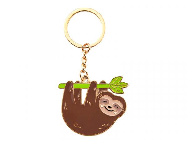 Acheter Porte-clés Paresseux - Sass and Belle - 5,99€ en ligne sur La Petite Epicerie - Loisirs créatifs
