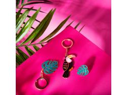 Acheter Porte-clés Toucan coloré - Sass and Belle - 4,79€ en ligne sur La Petite Epicerie - 100% Loisirs créatifs