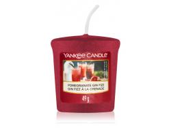 Acheter Bougie Yankee Candle - Pomegranate Gin Fizz / Gin Fizz à la grenade - Bougie votive - 2,69€ en ligne sur La Petite E...