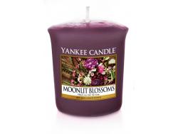 Acheter Bougie Yankee Candle - Fleurs au clair de lune / Moonlit Blossoms - Bougie Votive - 2,69€ en ligne sur La Petite Epi...