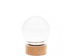 Acheter Cloche en verre ronde 8 x 11 cm - Rico Design - 7,29€ en ligne sur La Petite Epicerie - 100% Loisirs créatifs