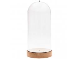 Acheter Cloche en verre 27 x 12 cm - Rico Design - 16,09€ en ligne sur La Petite Epicerie - Loisirs créatifs