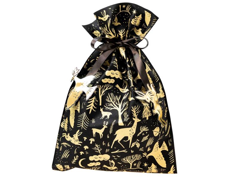 Acheter Sac cadeau Forêt Noire 30 x 45 cm - Rico Design - 3,09€ en ligne sur La Petite Epicerie - Loisirs créatifs