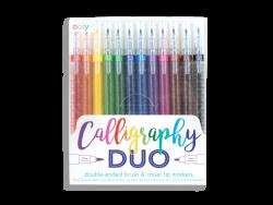 Acheter Feutres pour lettering - Calligraphy duo - Ooly - 24,99€ en ligne sur La Petite Epicerie - Loisirs créatifs