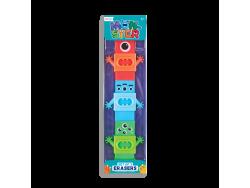 Acheter Lot de 3 gommes mini monstres - Ooly - 4,49€ en ligne sur La Petite Epicerie - Loisirs créatifs