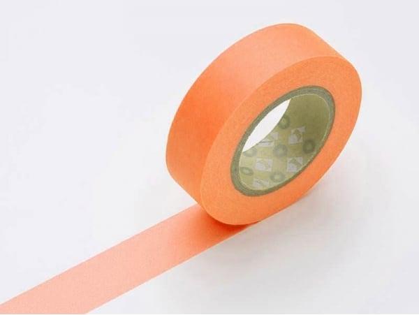Masking Tape - neon orange