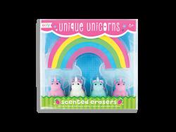 Acheter Lot de 5 gommes Licornes et arc-en-ciel - Ooly - 6,99€ en ligne sur La Petite Epicerie - Loisirs créatifs