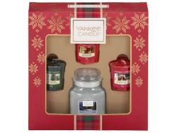 Acheter Coffret Noël - Petite Jarre et 3 votives - Yankee Candle - 19,95€ en ligne sur La Petite Epicerie - 100% Loisirs cré...