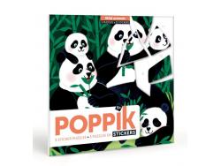 Acheter 3 Sticker Puzzles Wild Animals - Poppik - 9,79€ en ligne sur La Petite Epicerie - 100% Loisirs créatifs