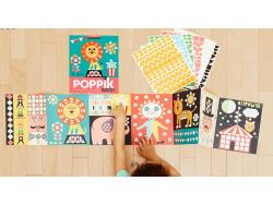 Acheter Ma mosaïque en stickers - Le cirque - Poppik - 12,99€ en ligne sur La Petite Epicerie - Loisirs créatifs