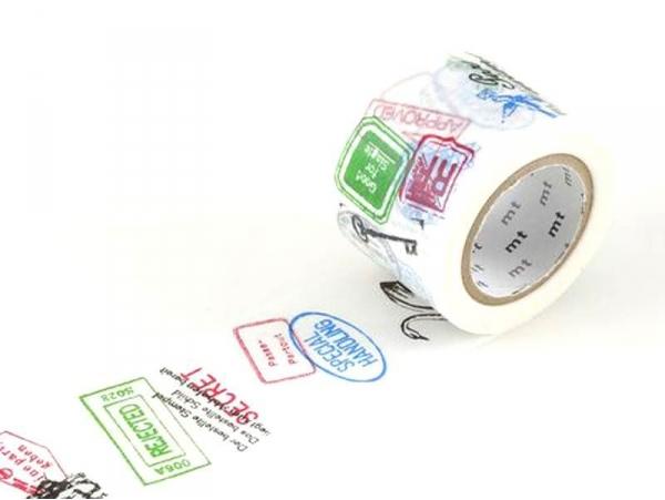 Masking tape motif  taille L - tampons  Masking Tape - 1
