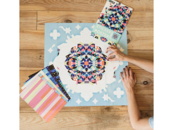 Acheter Mon poster Mandala - Poppik - 15,79€ en ligne sur La Petite Epicerie - Loisirs créatifs