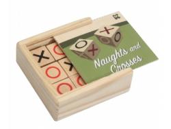 Acheter Jeu Tic-Tac-Toe en bois - Keycraft - 7,29€ en ligne sur La Petite Epicerie - 100% Loisirs créatifs