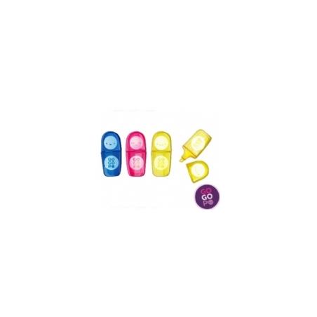 Acheter Mini surligneurs - Gogopo - 1,79€ en ligne sur La Petite Epicerie - Loisirs créatifs