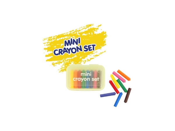 Acheter Set de mini crayons de couleur - Keycraft - 2,29€ en ligne sur La Petite Epicerie - 100% Loisirs créatifs
