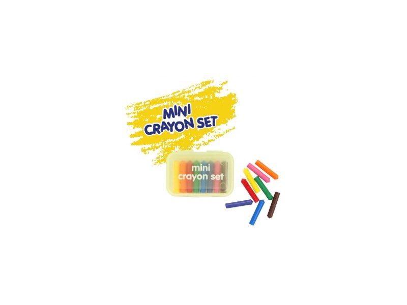 Acheter Set de mini crayons de couleur - Keycraft - 2,29€ en ligne sur La Petite Epicerie - Loisirs créatifs