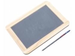 Acheter Ardoise + crayon craie - Keycraft - 5,09€ en ligne sur La Petite Epicerie - Loisirs créatifs